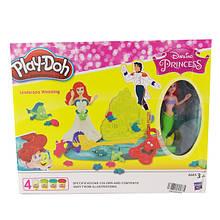 Игровой набор Play-Doh Подводная свадьба