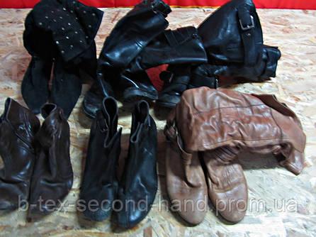 Взуття жіноче, зима, 2й сорт, Німеччина