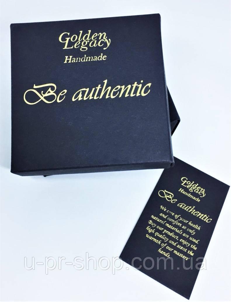 Дизайнерские коробочки с тиснением Вашего логотипа под заказ от 100 шт.