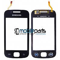 Оригинальный Сенсор (Тачскрин) для Samsung S5660 (Черный)