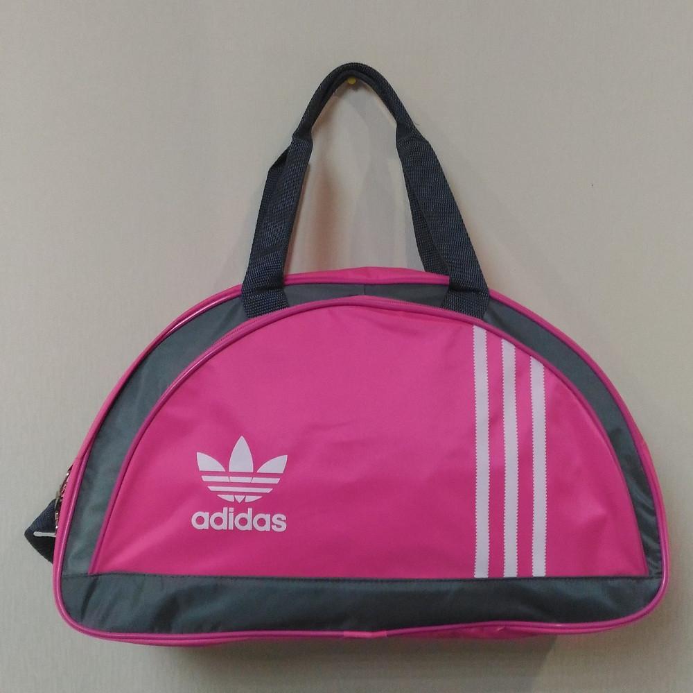 b5039e76e69a Спортивная женская сумка, среднего размера, плоские ручки копия -  e-sumki.com