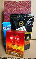 """Подарочный набор """"Универсальный"""". Кофе, чай и шоколад. Carte Noire & Hyleys"""