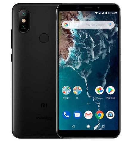 Xiaomi Mi A2 4/32Gb EU Black