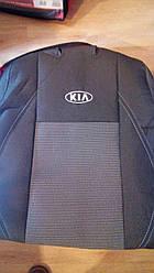 Чехлы модельные тканевые Kia Cerato I (LD) 2004-2008