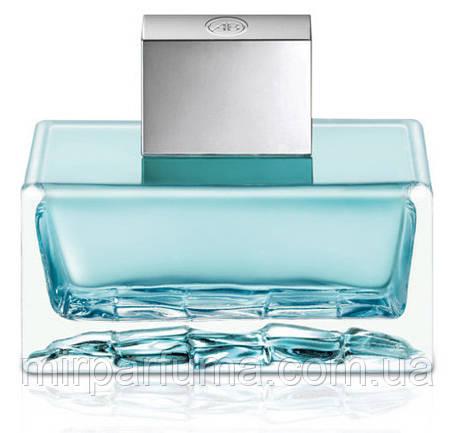 Парфюмированная вода Antonio Banderas Blue Seduction for Women, фото 2