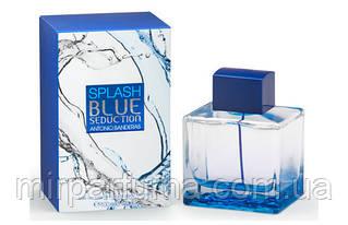 Мужская туалетная вода Antonio Banderas Splash Blue Seduction for Men