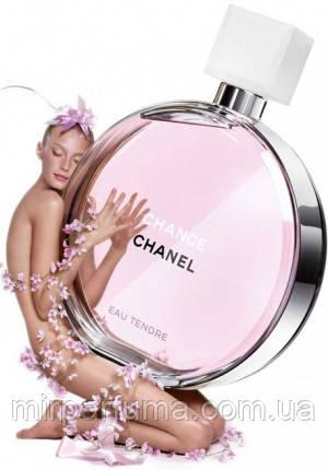 Женская парфюмированная вода Chanel Chance Eau Tendre, фото 2