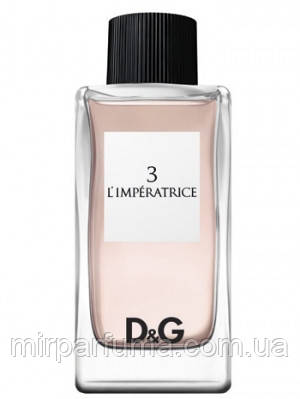 Жіночий парфум D&G Anthology L ' Imperatrice 3