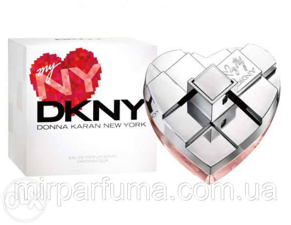 Парфюмерия для женщин DONNA KARAN DKNY MY NY, фото 2