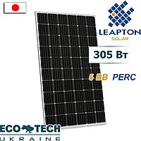Солнечная батарея Leapton LP156х156-М-60-305 5BB PERC монокристалл