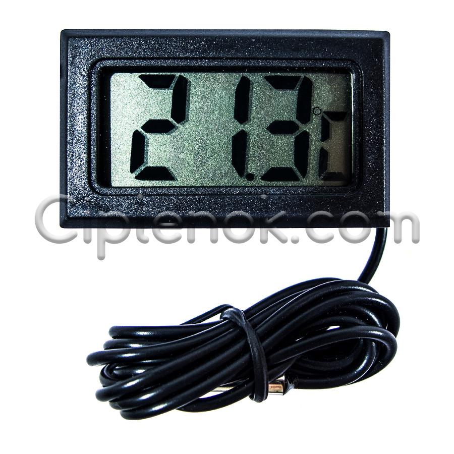 Цифровой термометр с выносным датчиком (ЦТМ-15)