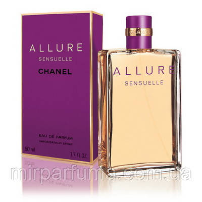 Парфумерна вода для жінок Chanel Allure Sensuelle 100 ml