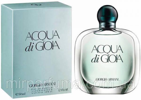 Жіноча парфумована вода Giorgio Armani Acqua di Gioia 100 ml