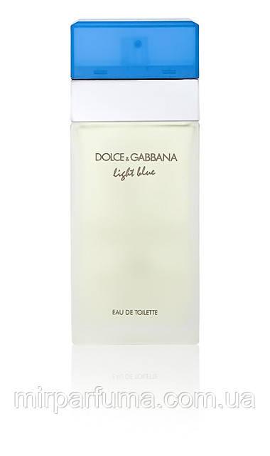 Женская Туалетная Вода Dolce&Gabbana Light Blue Pour Femme тестер