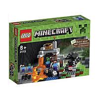 Конструктор Лего Майнкрафт Пещера, Lego Minecraft The Cave 21113 . Оригинал из США.