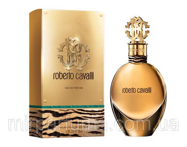 """Женская парфюмированная вода Roberto Cavalli """"Roberto Cavalli Eau De Parfum"""", 75 ml, фото 2"""