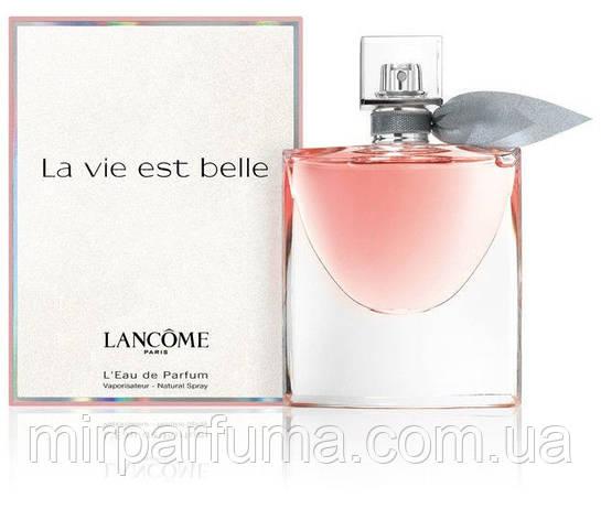 Женская парфюмерная вода Lancome La Vie Est Belle 75 ml, фото 2