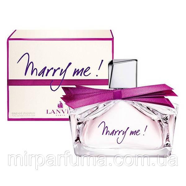 Жіноча парфумована вода Lanvin Marry Me 75 ml