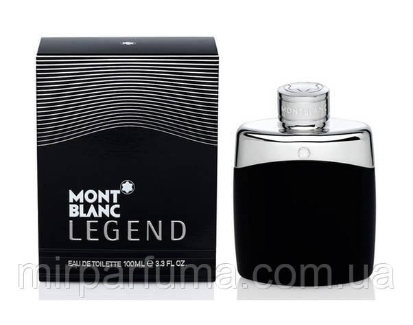 """Туалетна вода для чоловіків Mont Blanc """"Legend"""", 100 ml, фото 2"""