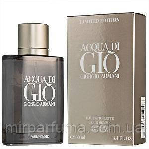 Туалетная вода для мужчин Armani Acqua di Gio Sport 100 ml, фото 2