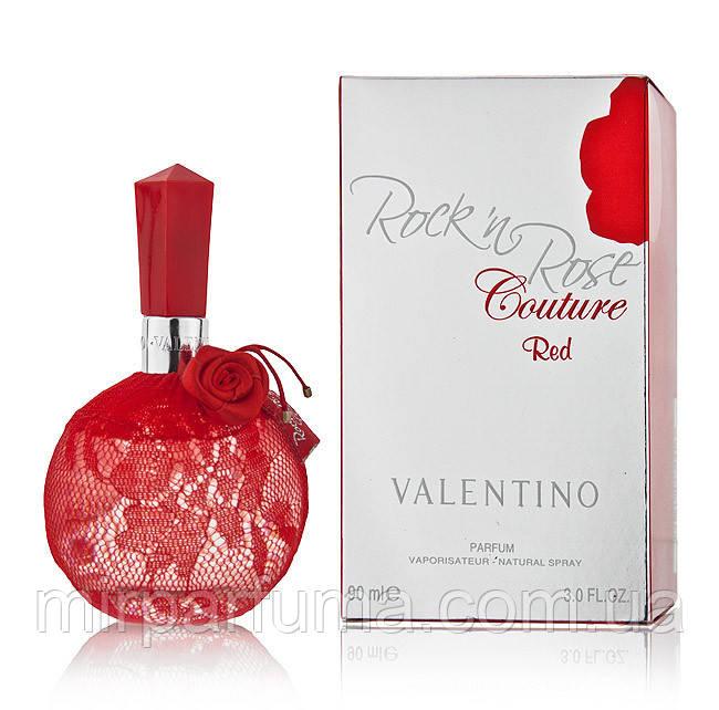 Женская туалетная вода VALENTINO ROCK N ROSE COUTURE RED 100 ML