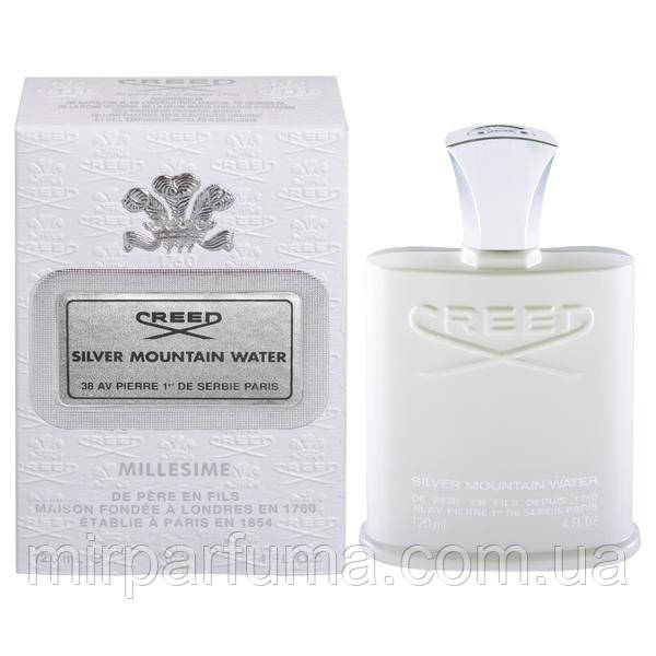 Туалетная вода  CREED SILVER MOUNTAIN WATER EDP 120 ML