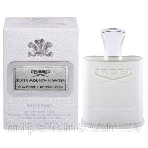 Туалетная вода  CREED SILVER MOUNTAIN WATER EDP 120 ML, фото 2