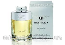 Парфмюмированная вода мужская Bentley For Men 100 ml