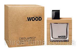 Туалетная вода для мужчин  He Wood 100 ml