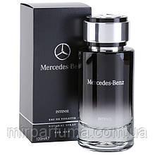 Парфмюмированная вода мужская Mercedes Benz Intense 100 ml