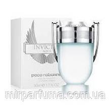 Мужская Туалетная Вода Paco Rabanne Invictus Acqua 100 ml