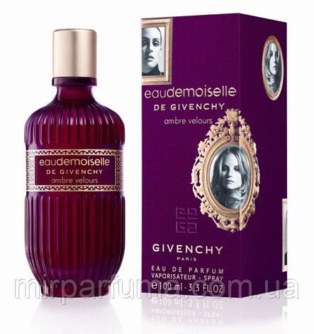 Женская Парфюмерная Вода Givenchy Eau De Moiselle Ambre Velours 100 ml, фото 2