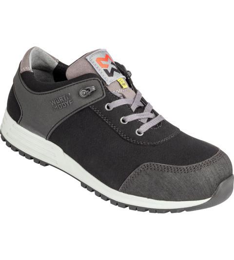 Ботинки NATURE BLACK S3 ESD Wurth