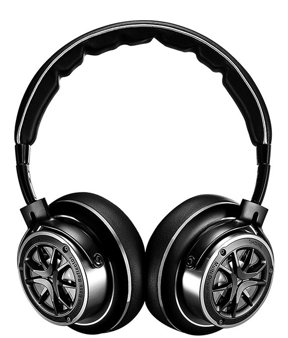 1MORE H1707 Triple Driver Over-Ear Mic Silver