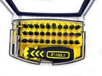 Набор отверток K-TOOLS  k-21063-32 PCS