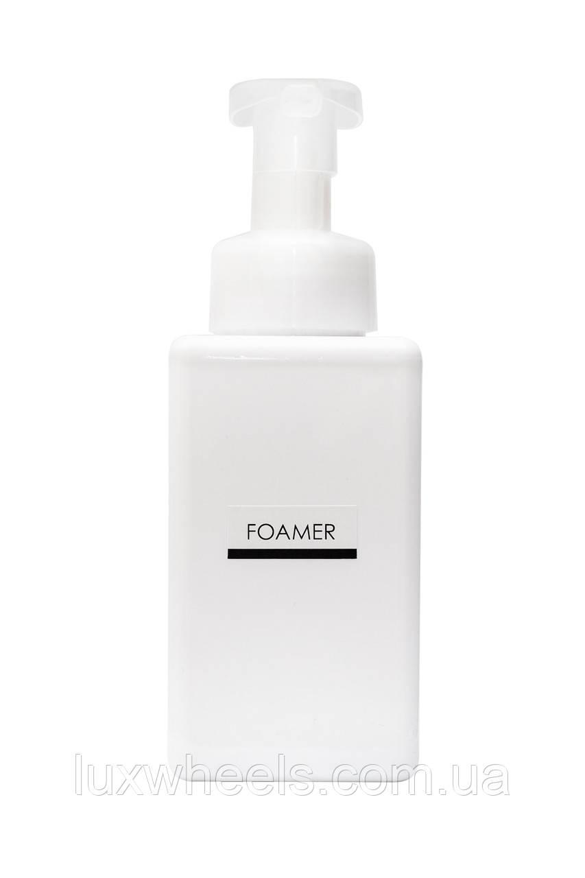 Дозатор диспенсер для жидкого мыла с функцией создания пены FOAMER 450мл белый