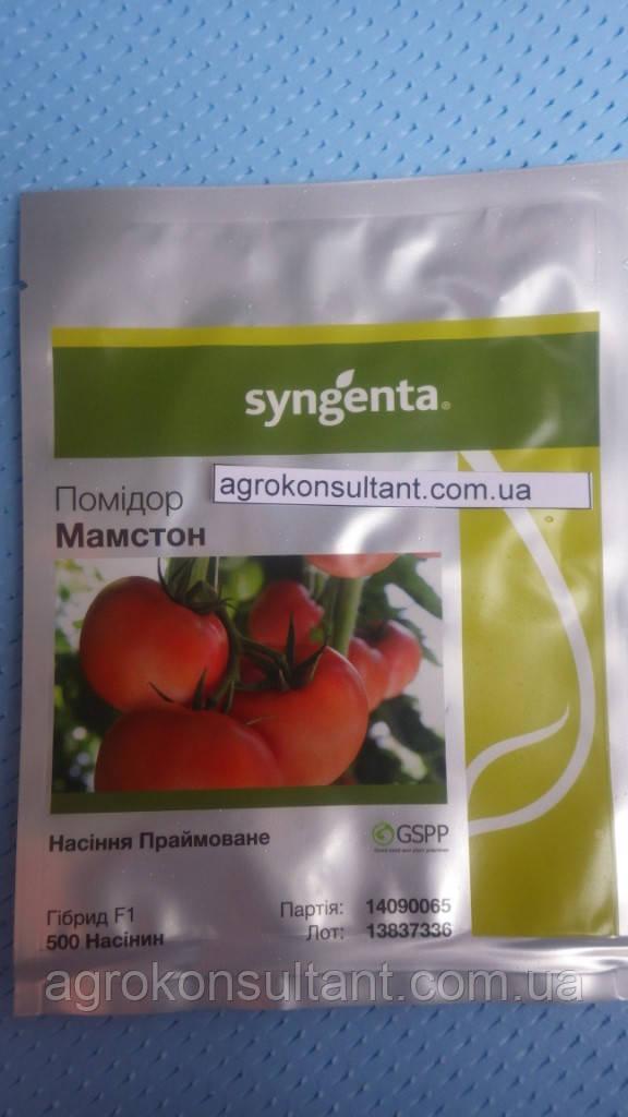 МАМСТОН F1 / MAMSTON F1, 500 семян — томат индетерминантный розовоплодный