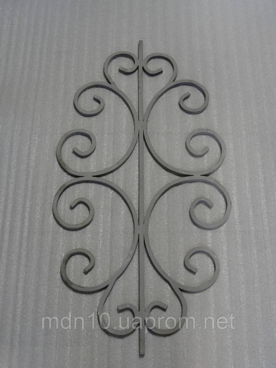 Декоративный узор - балясина