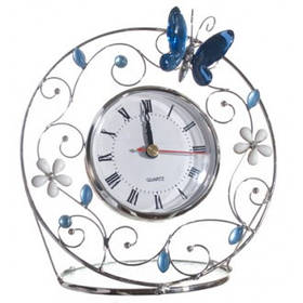 """Часы """"Синяя бабочка"""" Charme de Femme"""