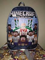 """Рюкзак детский  Майнкрафт """"Minecraft"""", фото 1"""