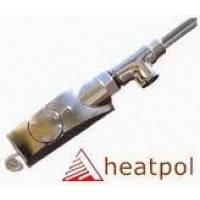 Тен с терморегулятором для полотенцесушытелей Heatpol 300W / 600W / 900W (GTN) (хром)