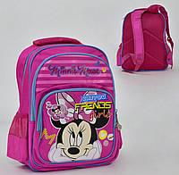 Рюкзак школьный для девочек Микки Маус