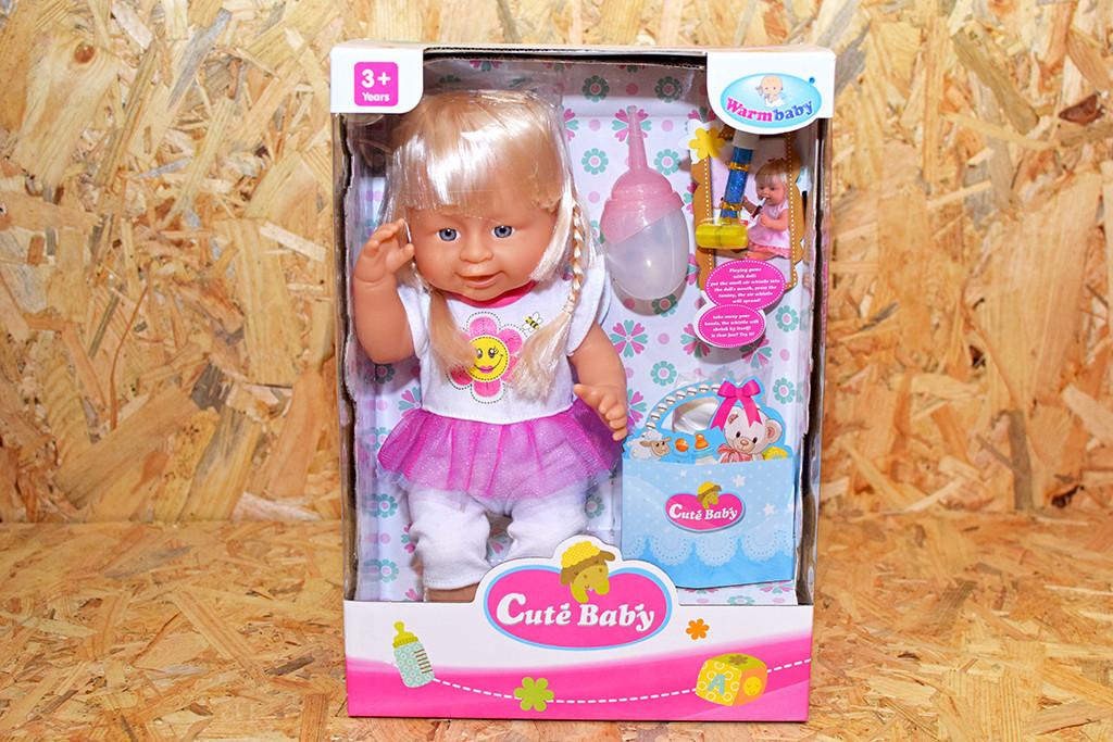 "Пупс ""Cute Baby"" WZJ006-1"