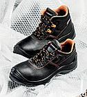 Ботинки Modyf Рабочие оранж высокие Wurth, фото 8