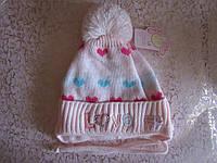 """Детская весенняя шапка для девочек """"любава"""