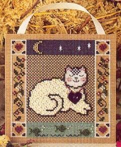 Набор для вышивки Kitty Dreams Mill Hill