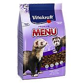 Корм для хорьков Vitakraft «Premium Menu» 800 г