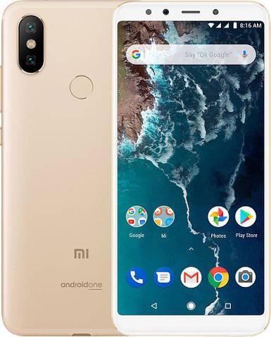 Xiaomi Mi A2 4/64Gb EU Gold