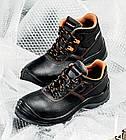 Ботинки Modyf Рабочие оранж низкий Wurth, фото 7