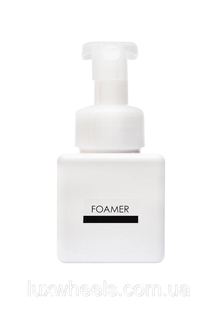 Дозатор диспенсер для жидкого мыла с функцией создания пены FOAMER 250мл белый
